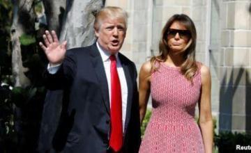 Trump realiza visita sorpresa a las tropas estadounidenses en Irak