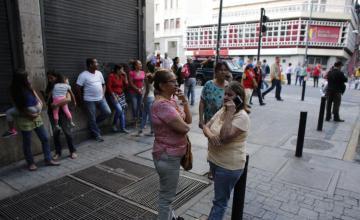 Sismo de magnitud 5,5 sacude región central de Venezuela