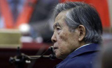 Juzgado da 48 horas para fijar a qué cárcel irá Alberto Fujimori
