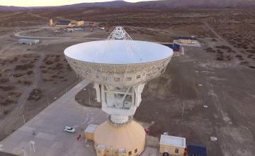 """Estación espacial dirigida por militares chinos en Argentina es una """"caja negra"""""""