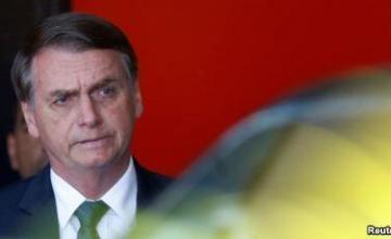 Bolsonaro desiste de establecer base militar de EEUU en Brasil: diario