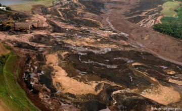 Búsqueda incansable, con apoyo israelí, de sobrevivientes de la tragedia minera en Brasil
