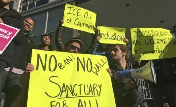 Muerte de policía da alas a los opositores a la Ley Santuario de California