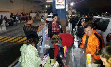 Miles de migrantes retoman travesía por México en medio de incertidumbre