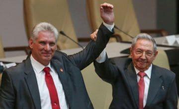 Díaz-Canel destituye a ministros de Finanzas y de Transporte