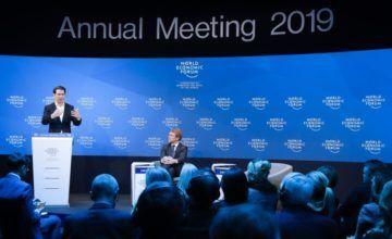 Brexit y Venezuela copan el protagonismo en Foro de Davos