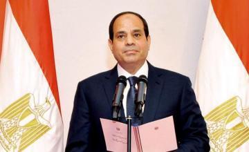 Presidente: Egipto coopera con Israel contra milicianos