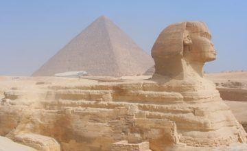 Fuerte tormenta de arena afecta a ciudades y puertos de Egipto
