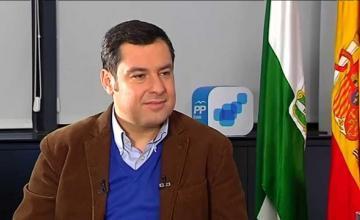 Juanma Moreno, nuevo presidente de la Junta de Andalucía