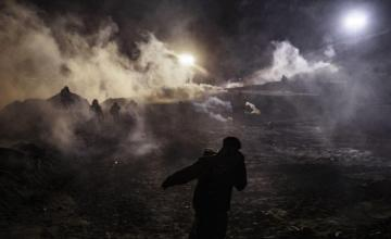 México pide a EE.UU. investigar incidente de gas lacrimógeno