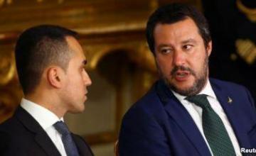 Gobierno italiano respalda protestas en Francia