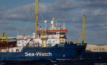 Holanda rechaza pedido Italia de acoger a 47 migrantes rescatados por el Sea Watch 3