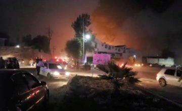 México: Sube a 66 los muertos por explosión en ducto de Pemex