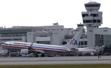 Anuncian cierre parcial de Aeropuerto Internacional de Miami por falta de seguridad