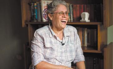 Exguerrillera de Nicaragua afirma que nadie quiere compartir mesa con Ortega