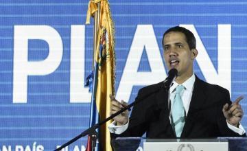 Guaidó denuncia intimidación a su familia