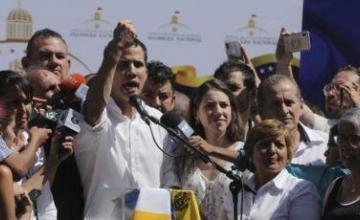 España resta importancia a la breve detención de opositor venezolano Guaidó