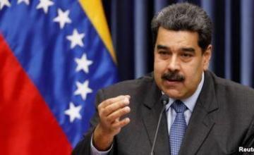 """Maduro afirma que Duque es """"impopular"""" y lo llama """"pelele"""" de EEUU"""