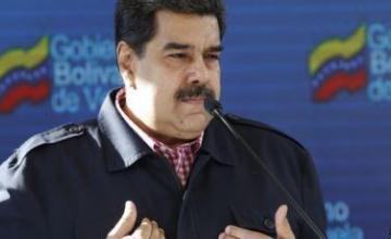 Maduro denuncia el ultimátum para elecciones, dice estar dispuesto a conversar