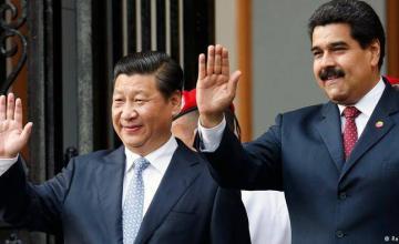 Rusia y China se enfrentan a EE.UU. y apoyan a Maduro en Venezuela