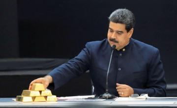 Venezuela venderá 15 toneladas de oro a Emiratos Árabes a cambio de euros en efectivo: fuente