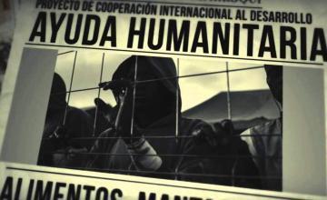 EEUU comienza a enviar ayuda humanitaria a Venezuela a pedido de Guaidó