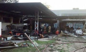 Diez personas mueren en incendio en centro de entrenamiento de Flamengo