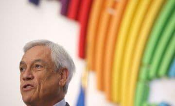 Presidente chileno respalda creación de bloque sudamericano para reemplazar a Unasur