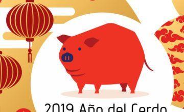 Año Nuevo Chino: El Año del Cerdo