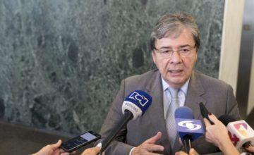 Canciller colombiano se reune con Pompeo y asesores de la Casa Blanca