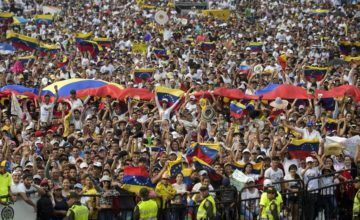 Cortan transmisión del concierto 'AidLive' en todo Venezuela