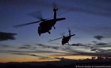 Bombardean campamento de las disidencias de las Farc en Caquetá