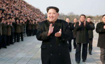 """""""No quiero que mis hijos lleven la carga de las armas nucleares"""", dijo líder norcoreano Kim"""