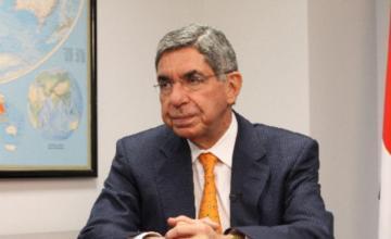 Óscar Arias, el nobel de la Paz que afronta dos casos judiciales