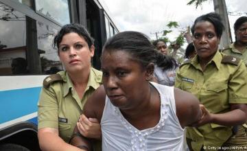 La represión en Cuba continúa presente y visible