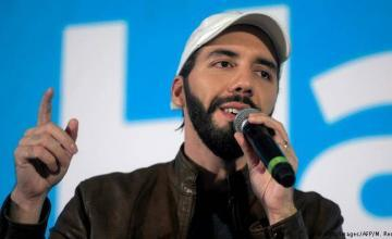Bukele gana presidencia de El Salvador y pone fin a 30 años de bipartidismo