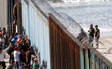 Trump viaja a Texas en busca de apoyo para muro fronterizo