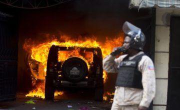 Haití: Manifestantes exigen la renuncia del presidente Moise