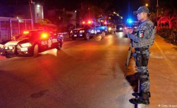 Araque en bar de Cancún deja 5 muertos y 5 heridos