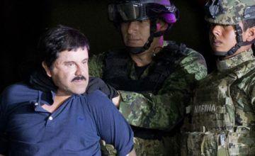 Hombre arrestado en corte donde se lleva caso del Chapo es ciudadano español