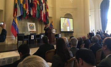 Se inicia conferencia mundial sobre crisis humanitaria en Venezuela convocada por Guaidó