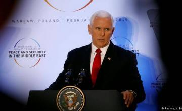 EE.UU.pide a aliados europeos más contundencia frente a Irán