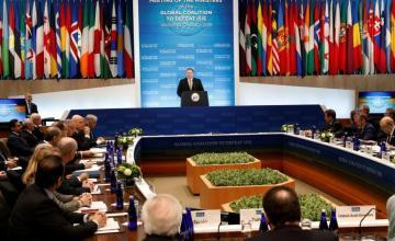 Pompeo reafirma a aliados compromiso de EE.UU. en Siria e Irak