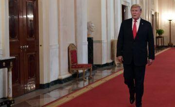 Convocan protestas contra declaración de emergencia nacional de Trumpdia