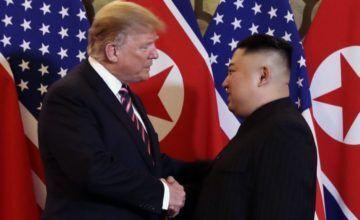 """""""Algunas veces hay que abandonar"""": Trump desecha acuerdo en cumbre con Corea del Norte"""