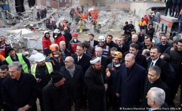 Derrumbe en Turquía: asciende a 18 el número de víctimas