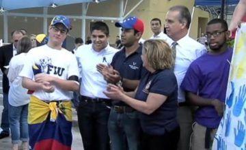 "Trump: ""Maduro no es un patriota venezolano, es una marioneta cubana"""