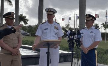 """Jefe Comando Sur a militares venezolanos: """"salven a su gente y a su país"""""""