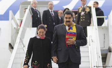 """Periodista española: """"Hay rumores de que Maduro piensa abandonar Venezuela"""""""