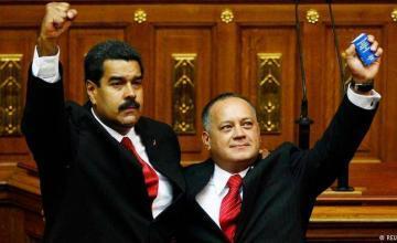 Maduro tiene miedo y Diosdado también